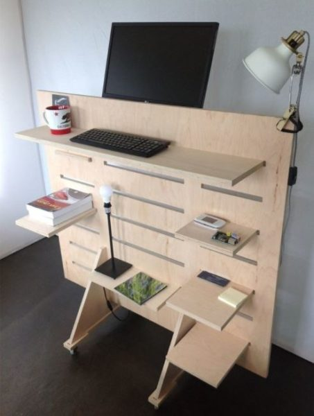 best diy computer desk