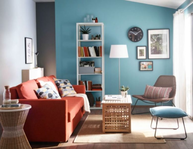 turquoise room color ideas