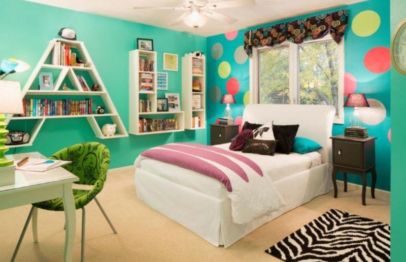 turquoise room design ideas