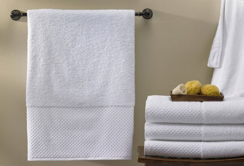 bath towel and bath sheet