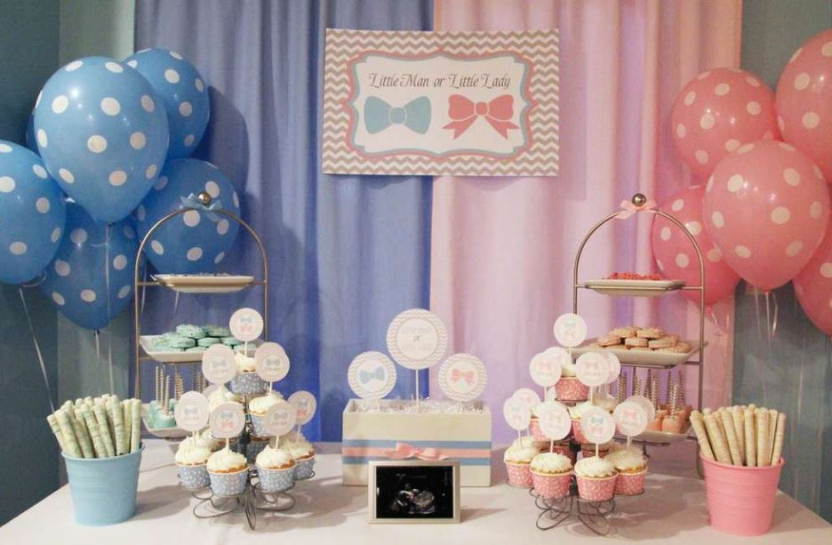 awesome gender reveal party ideas