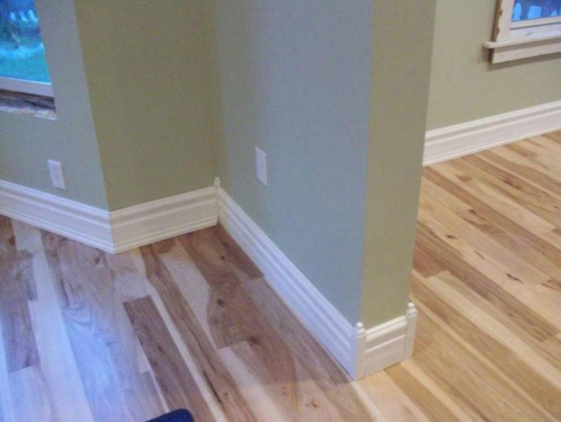 baseboard heating styles