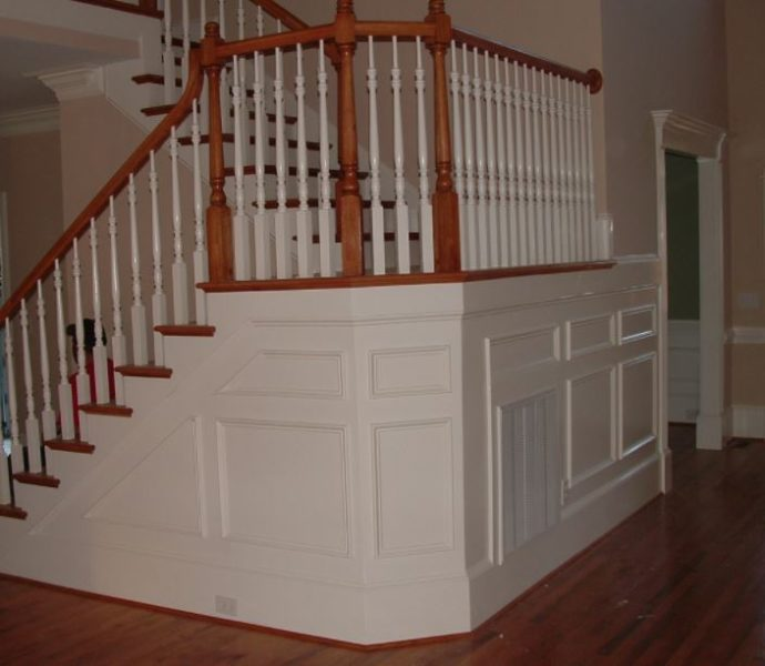 wainscoting ideas colors