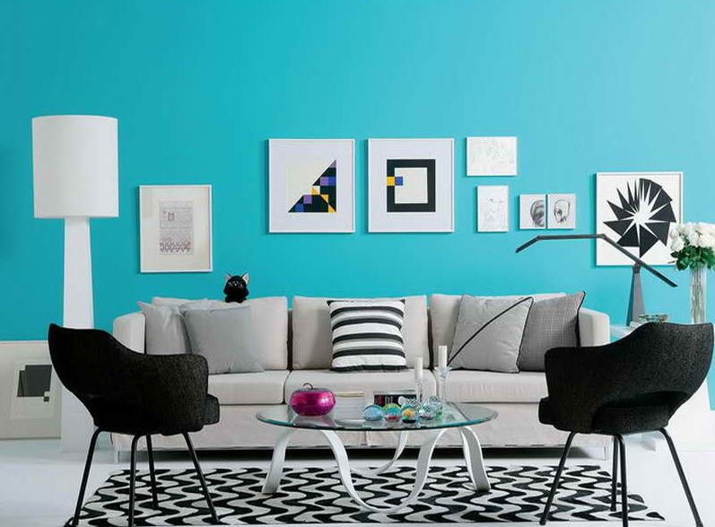 20 unique and cool turquoise room decorations to beautify your room