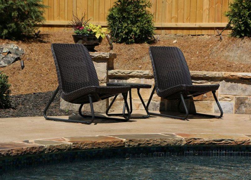 holden outdoor patio furniture 7 piece set