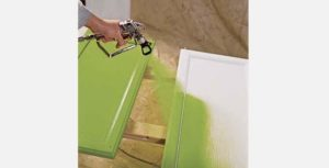 painting kitchen cabinets 2 tones