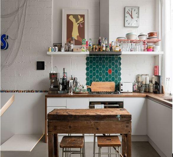 Mixture kitchen