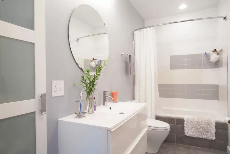 Basement Bathroom Ideas Powder Room