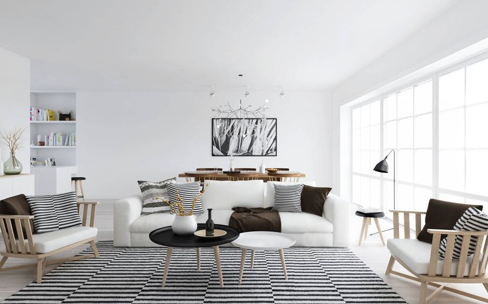 best scandinavian interior design