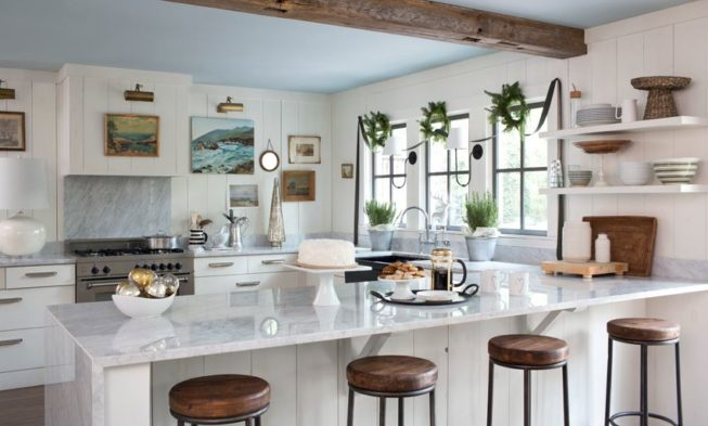 15 Best Farmhouse Kitchen Decor and Design Ideas for 2018
