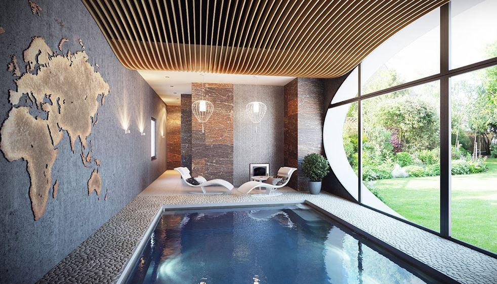indoor swimming pool ideas