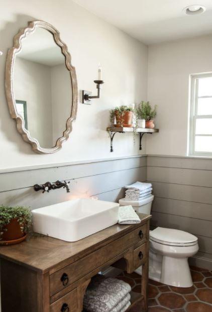 25 Amazing Half Bathroom Ideas to Impress Your Guests