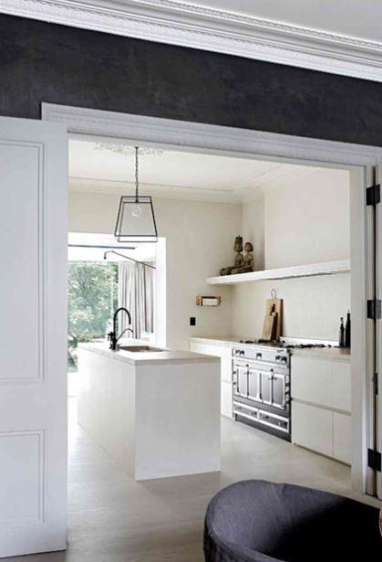 Aesthetic kitchen