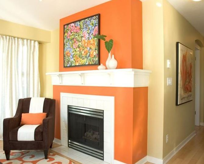 Colors U2013 Fireplace Tile Ideas