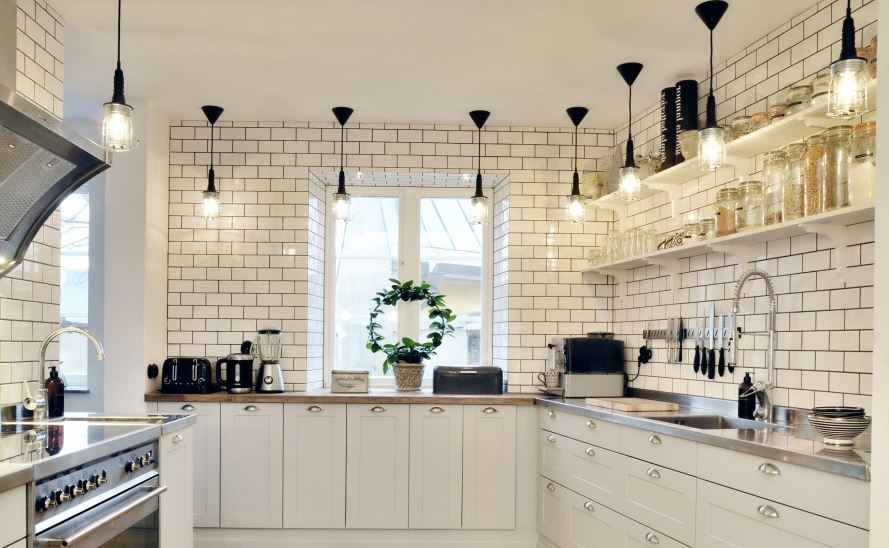23 Impressive And Stylish Kitchen Lighting Design Ideas