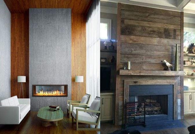 Tiles Vs Other Material U2013 Fireplace Tile Ideas