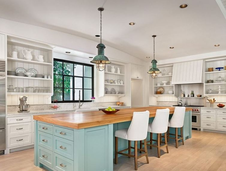 19 Great Pendant Lighting Ideas To Sweeten Kitchen Island: 23 Impressive And Stylish Kitchen Lighting Design Ideas