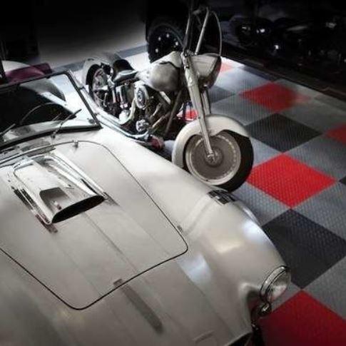 garage floor paint colors ideas