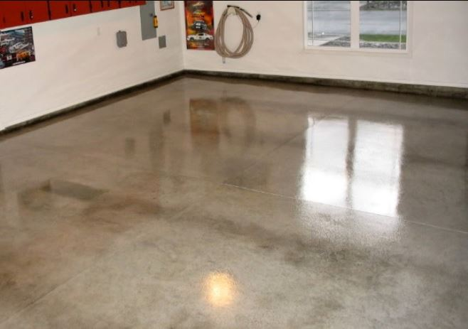 garage floor covering ideas