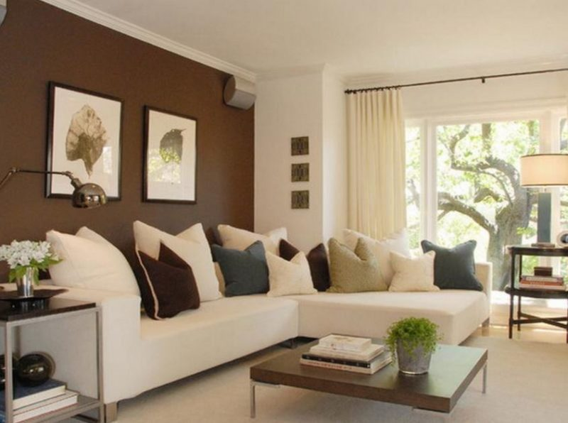 inexpensive accent wall ideas