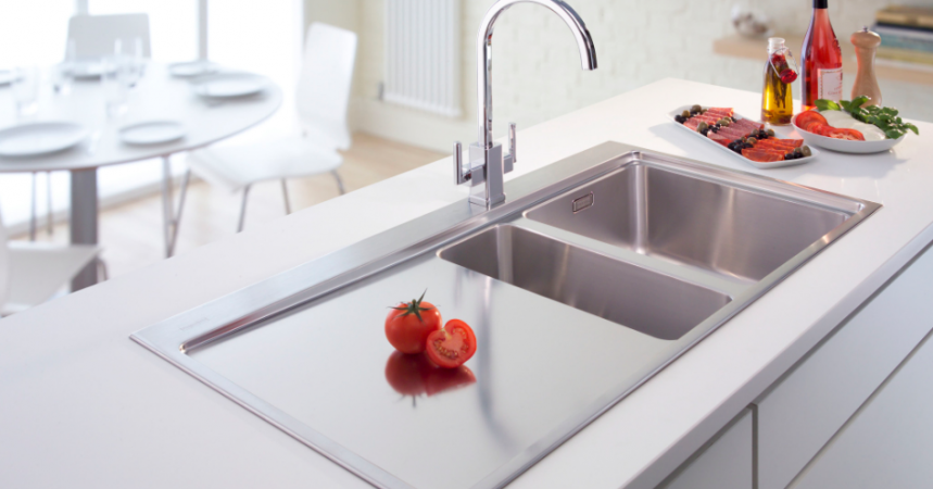 8+ Beautiful Corner Kitchen Sink Ideas - Remodel for Your Perfect Home
